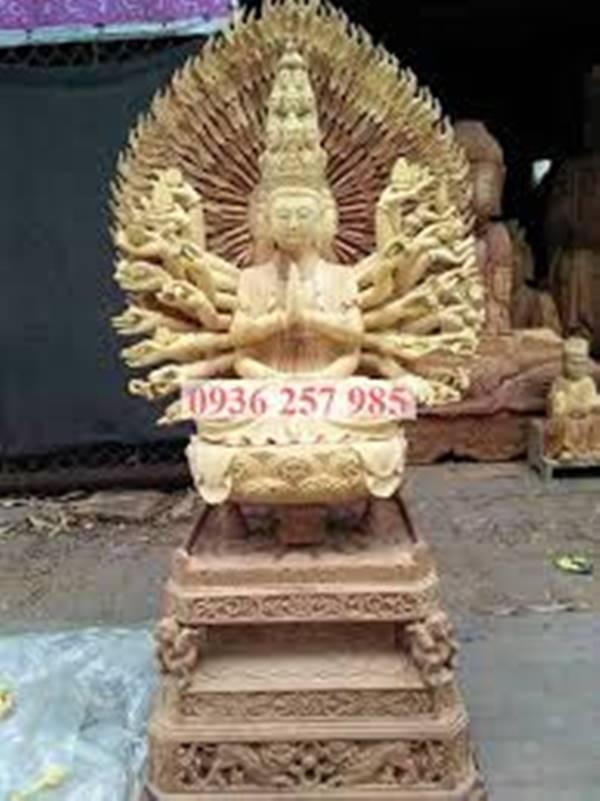 Tượng Phật, tượng thờ trong tâm linh người Việt-2