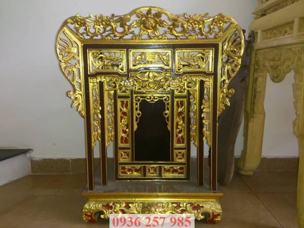 Ý nghĩa của ngai thờ trong tín ngưỡng thờ cúng Việt-1
