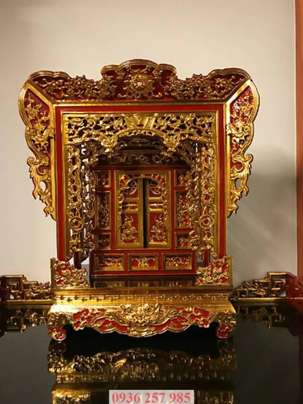 Ý nghĩa của ngai thờ trong tín ngưỡng thờ cúng Việt-2