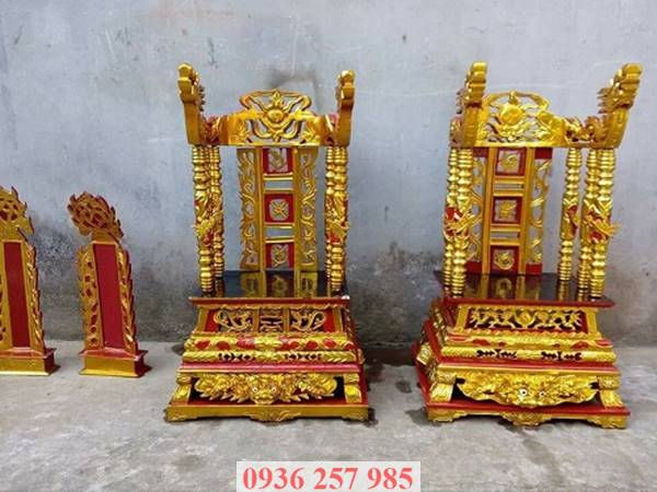 Ý nghĩa của ngai thờ trong tín ngưỡng thờ cúng Việt-3