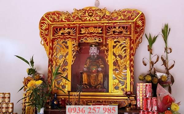 Ý nghĩa của ngai thờ trong tín ngưỡng thờ cúng Việt